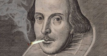 shakespeare marijuana