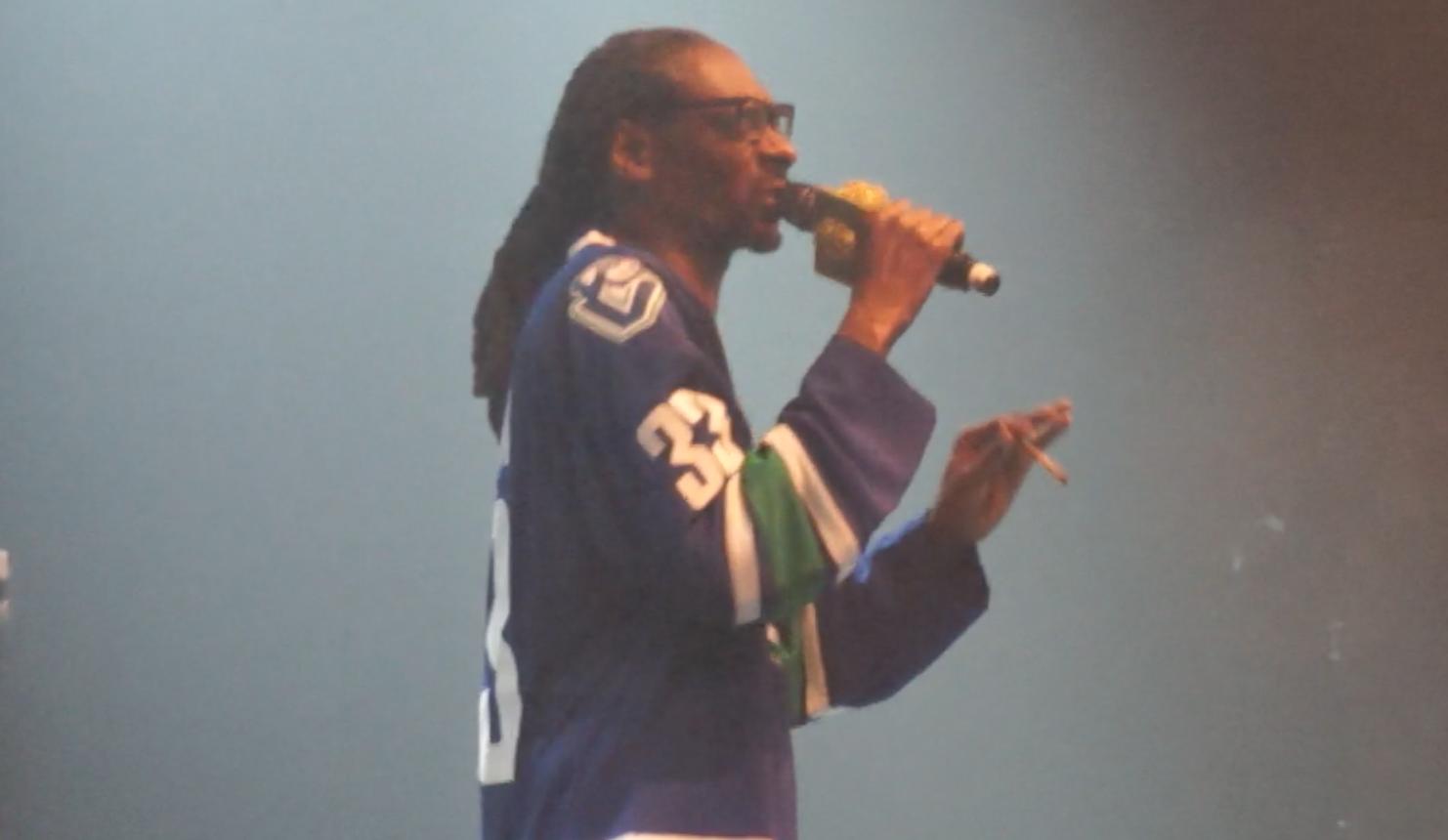 Snoop Dogg Harvest Moon Cup