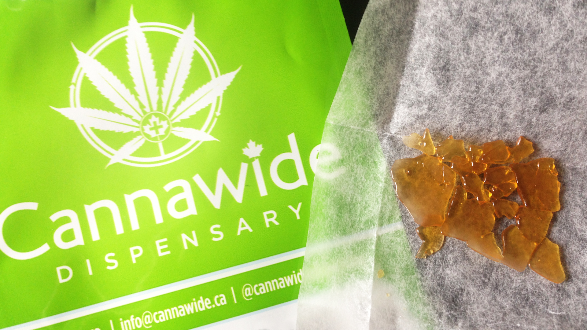 Cannawide Extract Zen Party
