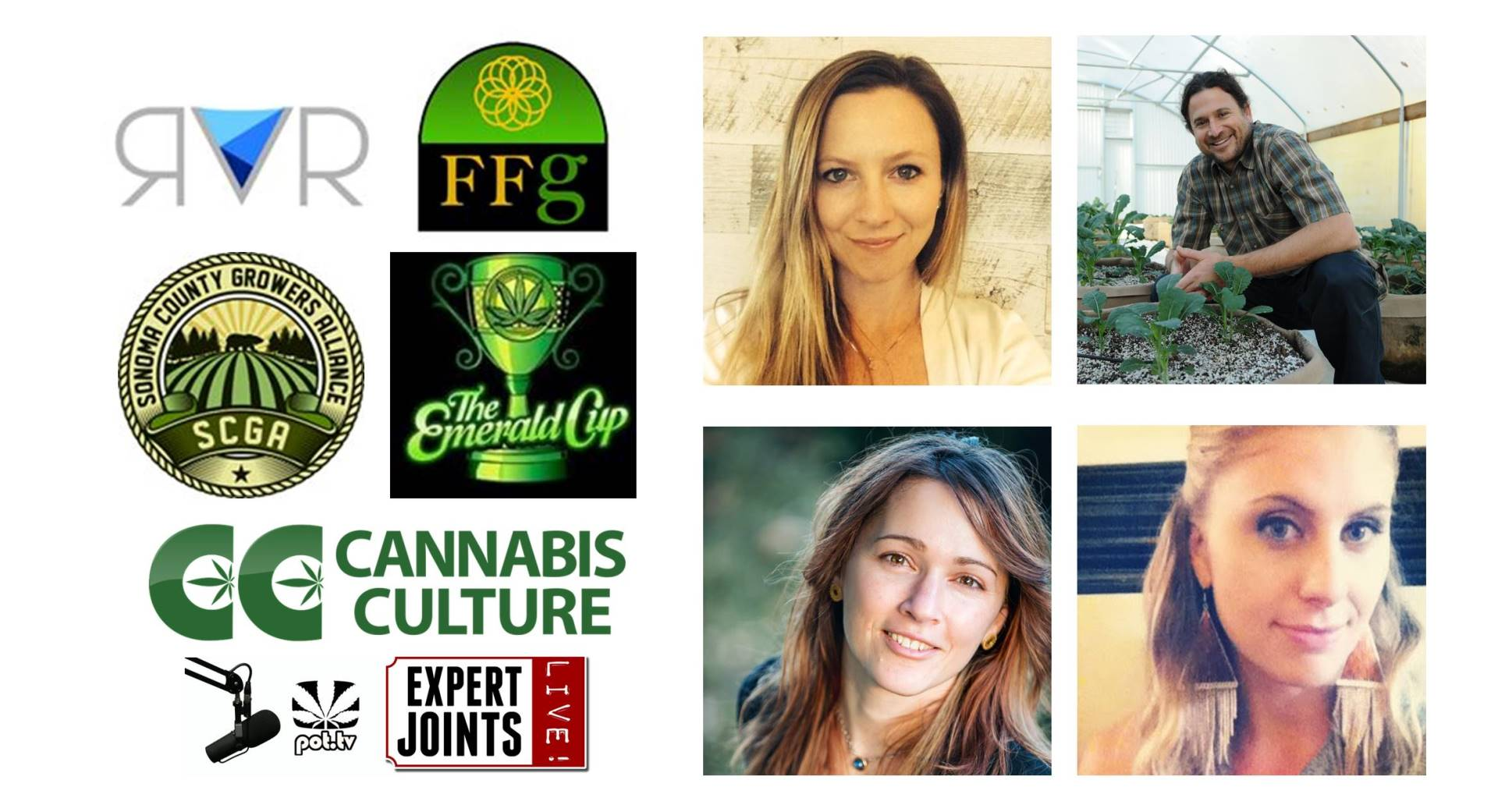 Expert Joints LIVE! Tales From The Triangle Jonathan Valdman Forever Flowering Greenhouses, Taylor Blake The Emerald Cup, Tawnie Logan Sonoma County Growers Alliance, Lauren Fraser RVR River Collective, The Emerald Triangle, Lift Expo Vancouver, Nukem, Cody Van Gogh, Cannabis Culture's 512 Beatty St