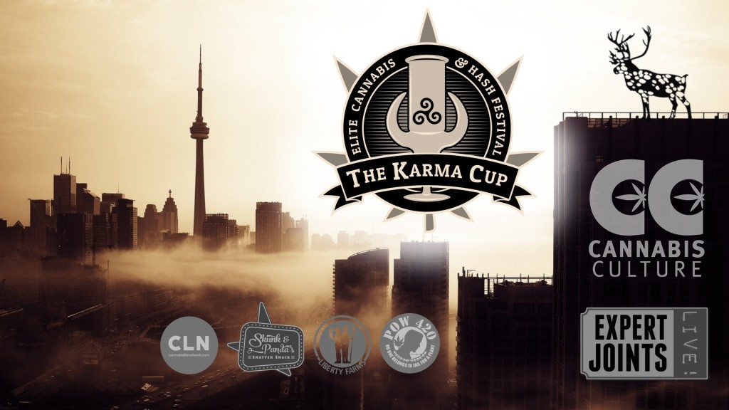 Expert Joints LIVE! Good Karma The Karma Cup Toronto Special