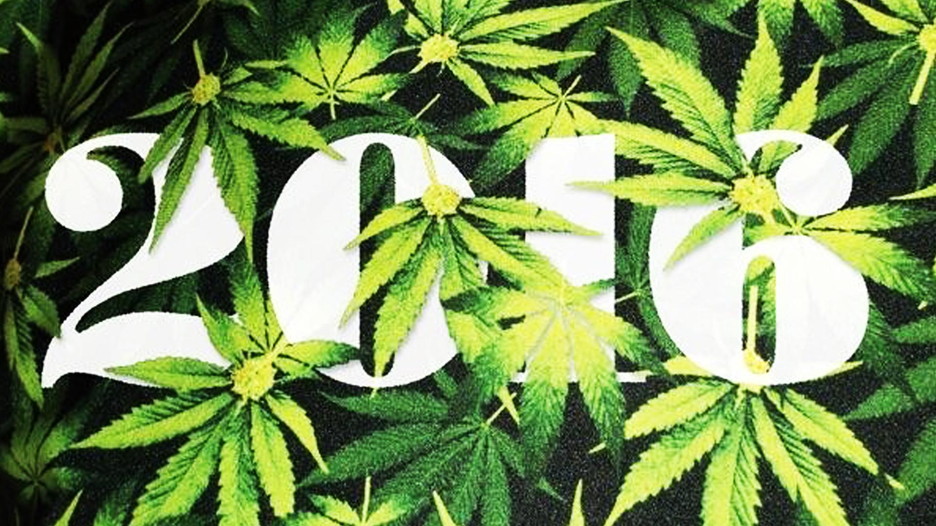 2016 weed