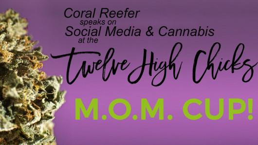 coral at mom