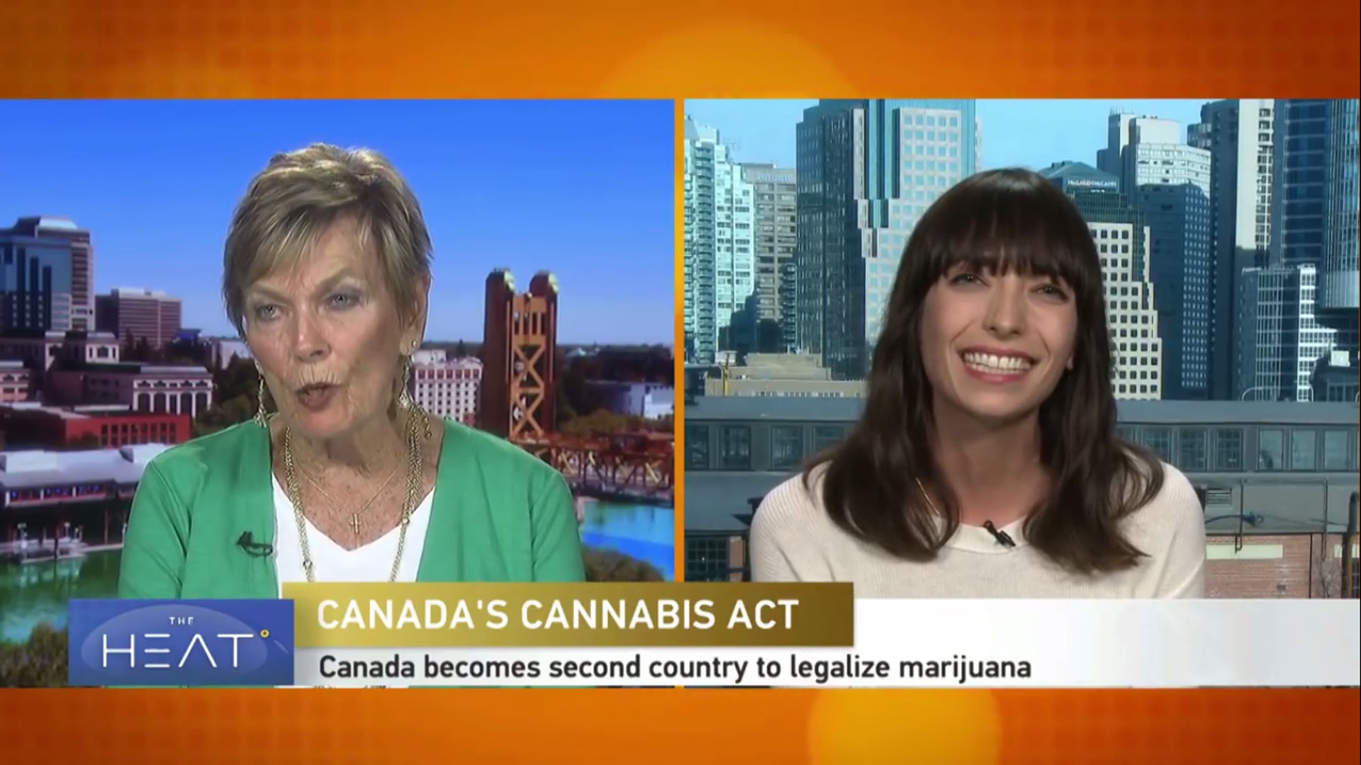CGTN: Canada's Legalization of Cannabis