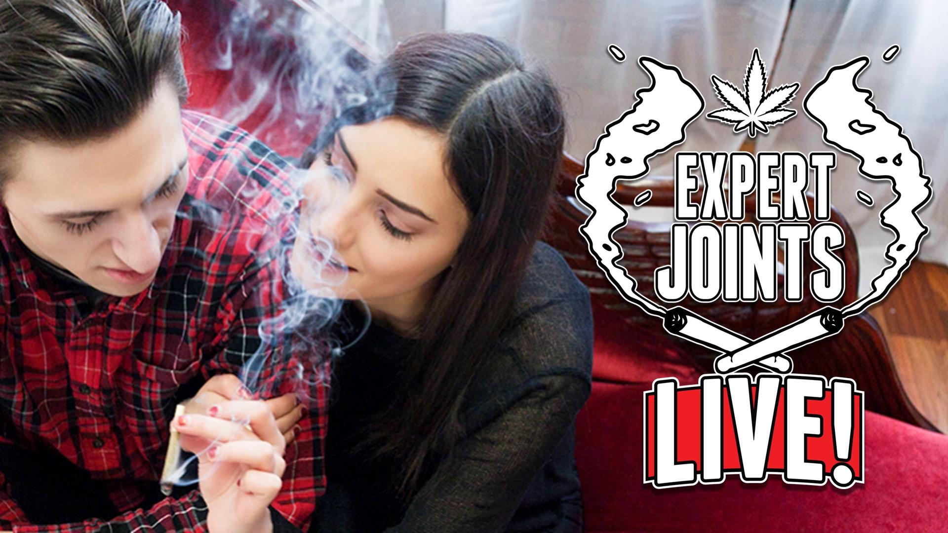 Expert Joints LIVE! on Pot TV: It's A Match
