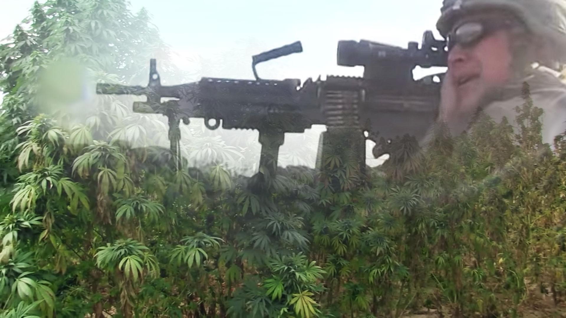 Combat Obscura - Official Trailer | Pot TV
