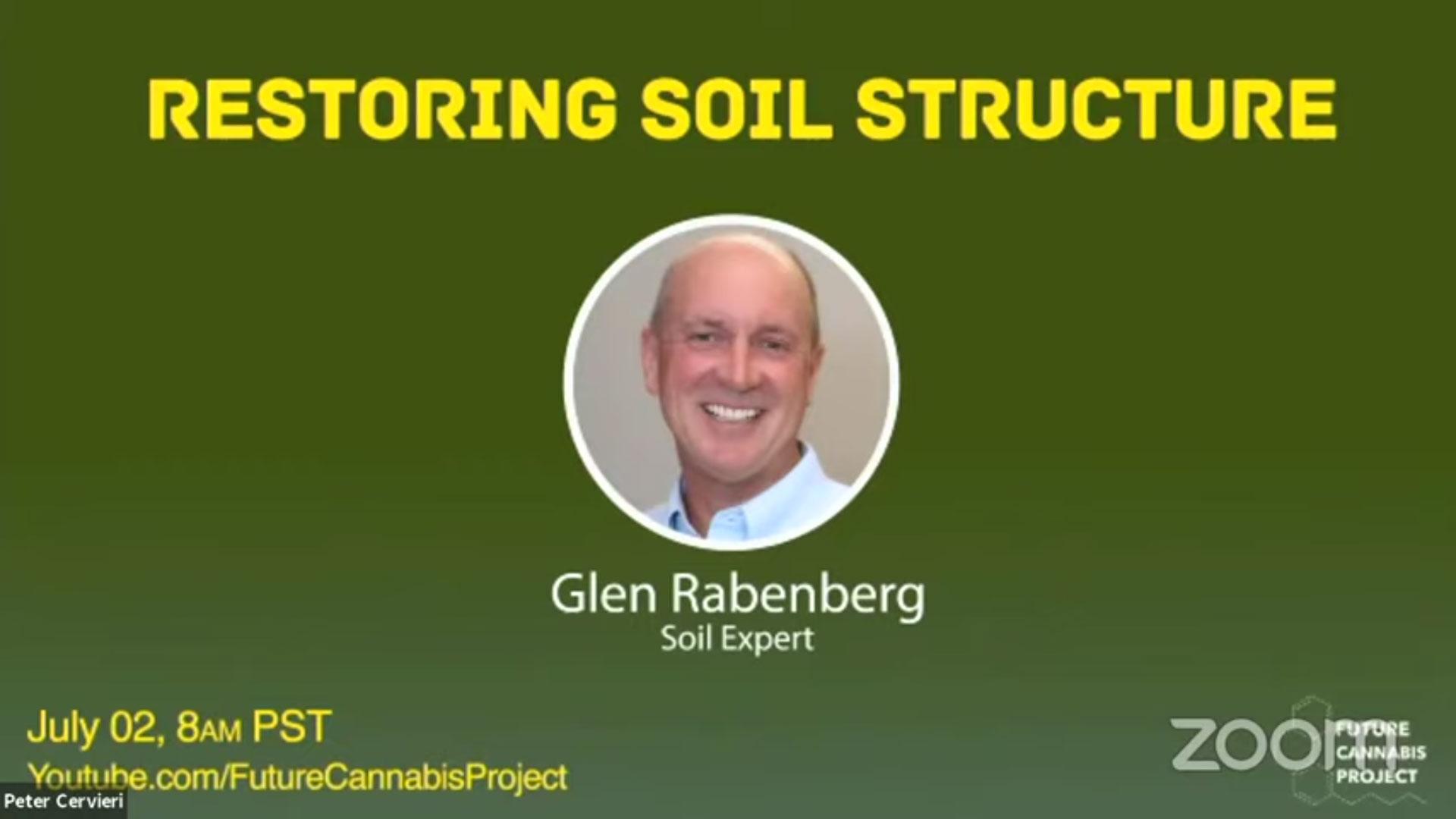 Future Cannabis Project – Restoring Soil Structure