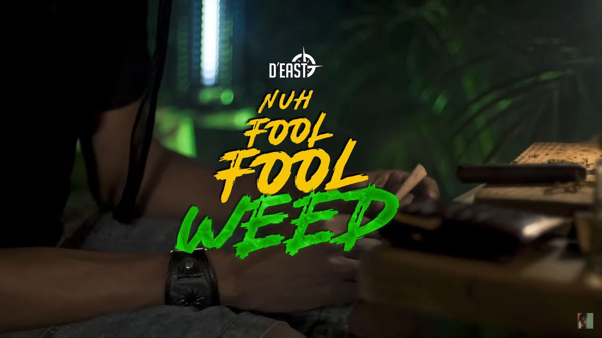 Nuh Fool Fool Weed – D'East