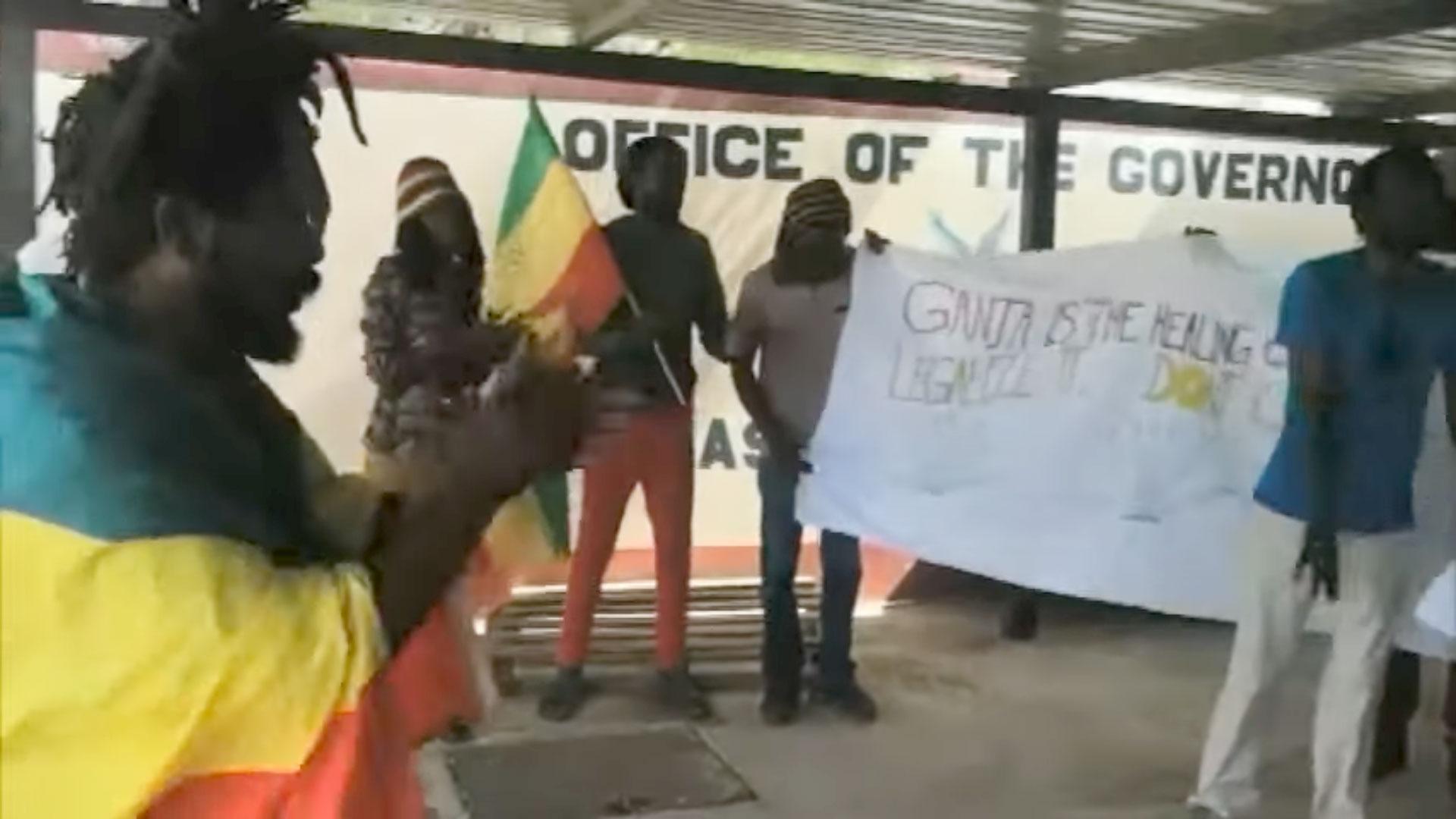 Namibian Ganja Users Fight to Court For Marijuana Legalization